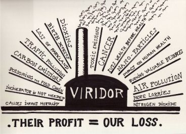 Viridor cartoon by Gordon Ross
