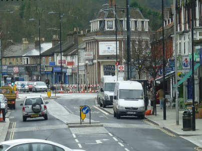 Another super market: residents are being lobbied by Aldi about its plans for Coulsdon High Street