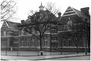 Davidson Road School: Lawrence was an inventive English teacher at the school, which he noted was in a poor area