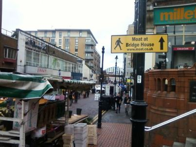 Surrey Street Market: One year on from winning its Portas Pilot bid, has there been any difference?