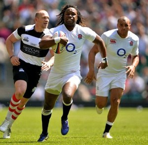 Marland Yarde: has impressed in his first appearances for England