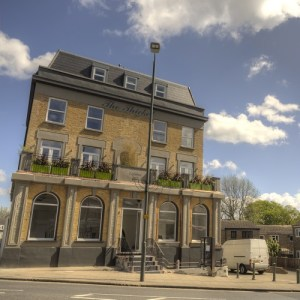 The Thicket redevelopment: an art gallery at weekends