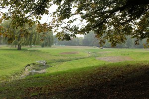 Wandle Park's new, natural look: nearly £2m was spent to revitalise the town centre park