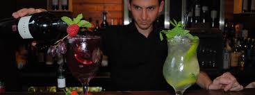 We can recommend the mojitos: just make sure that they don't try to charge you double