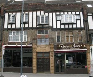 The Buenos Aires Steakhouse in Purley: As a former US President nearly said, if you can't stand the heat, don't go near their kitchen