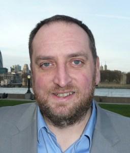 London Assembly Member Darren Johnson