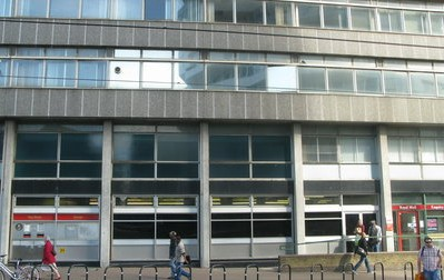 Ripe for redevelopment: the Royal Mail collections office at East Croydon