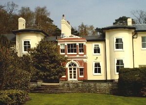 Heathfield House, the former home of the Riesco family: lawyer David White says that deeds are clear that Croydon bought the house, but that the china collection was a gift