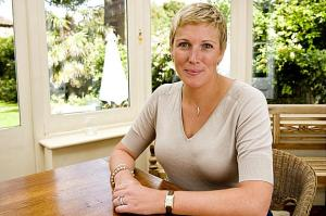 Charlotte Vere: will she be house hunting in Croydon South after Tuesday night?