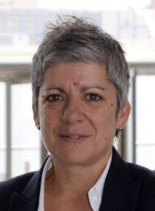 Jo Negrini: she doesn't want Croydon to be boring