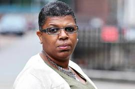 Gangs violence campaigner Tracey Ford: called for consistent funding