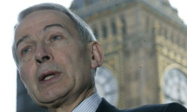Frank Field MP: honoured his whistle-blower source for five decades