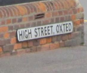 Oxted High Street