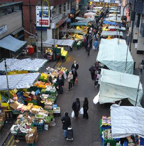 Surrey Street is to receive a £500,000 cash injection - but it looks like a sop from the council after backing Boxpark