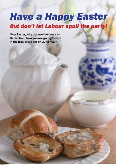 Easter leaflet 1