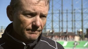Surrey's new coach: Graham Ford