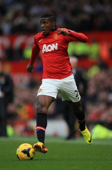 Wilf Zaha: surplus to requirements at United