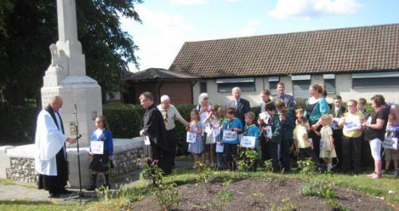 Old Coulsdon memorial service