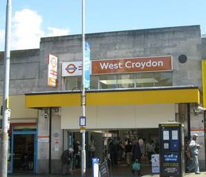 West Croydon station