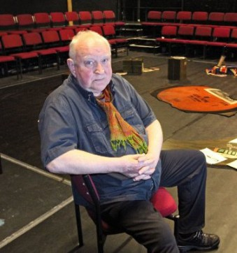 Ted Craig: delighted by the prospect of a new Warehouse Theatre