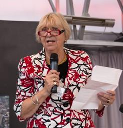 Toni Letts spoke at last night's Croydon Toni Letts: Croydon's development cabinet member, has no idea what happened to the Portas Pilot moneyBID event: on behalf of the council or the Whitgift Foundation?