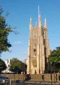 Croydon Minster: civic service with strong message
