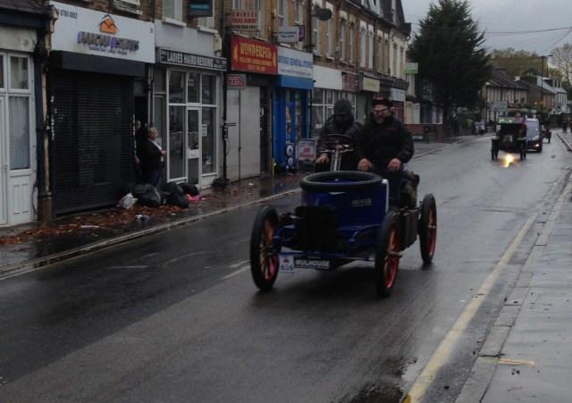 Don't Mess with Croydon - 2014 veteran car rally