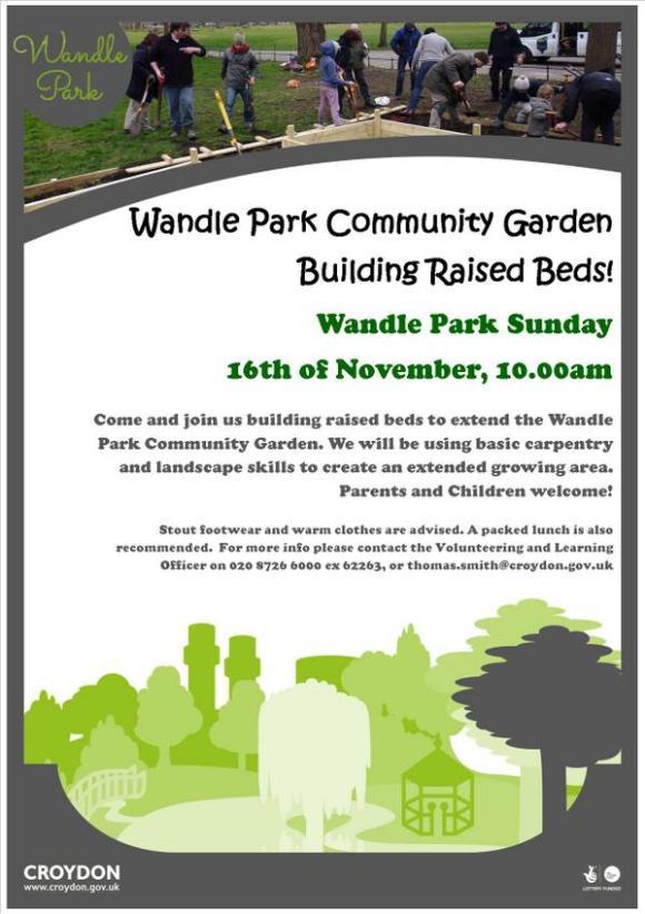 Wandle Park event