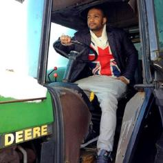 From rock star to tractor driver: farmer JB Gill was in the X Factor final six years ago