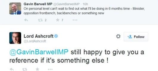 Barwell Ashcroft tweets