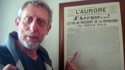 Michael Rosen looks at Emile Zola's south London connection on BBC Radio 3 this Sunday