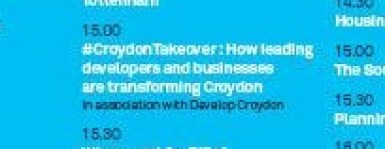Croydon Takeover - close-up