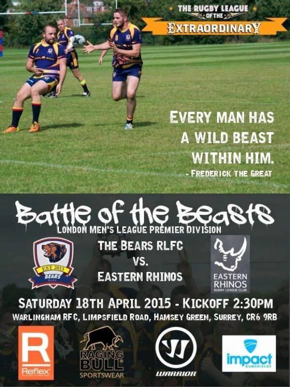 Bears rugby league