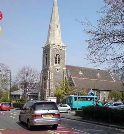 We're in the money: Holy Trinity Church, Wallington - £275,000 better off thanks to Viridor