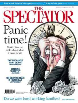 Panic Time Spectator cover