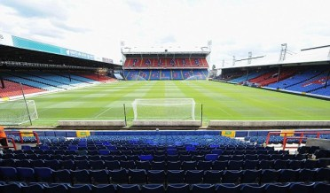 Time for change: Steve Parish wants investment to enlarge and modernise Selhurst Park