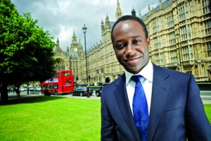 East Surrey MP since 2010 Sam Gyimah: about to be reunited with his old business partner, Chris Philp