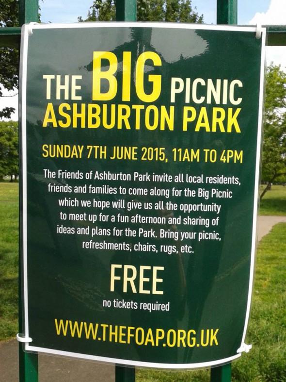 Ashburton Park Picnic