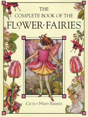 Cicely Mary Barker Flower Fairies book