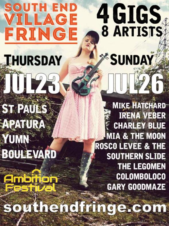 South Croydon Fringe
