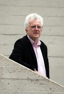Christian Wolmar: advises candidates to 'be brave' on transport and cycling policies. Photo by Mike King