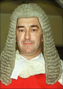 High Court judge Sir Stephen Silber, who presided over the case yesterday
