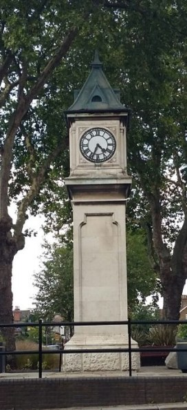 A symbol of Victorian civic pride, the Thornton Heath action team wants to restore the clock to its former glory