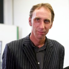 Author Will Self: made it clear who he is backing
