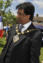 Restaurant owner Badsha Quadir was made deputy mayor of Croydon by the Tories after three long years on the council...