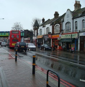The high street in Norbury has unfulfilled potential