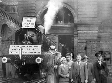 Crystal Palace High Level railway