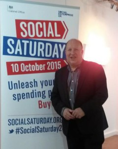 Tony Newman: backing businesses that don't make money.