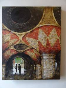 Artist David Wolverson is among those taking part in next month's SE Art Trail