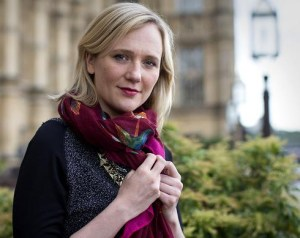 Leading by example: Stella Creasy MP